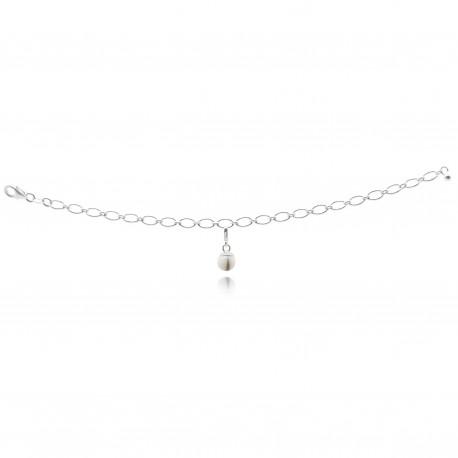 Charm perle de 8 mm avec votre lait maternel