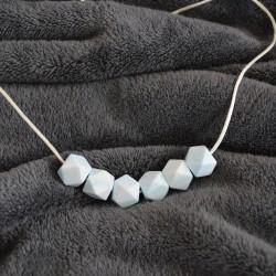 Collier d'allaitement et de portage silicone (CS08)