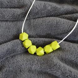 Collier d'allaitement et de portage silicone (CS15)