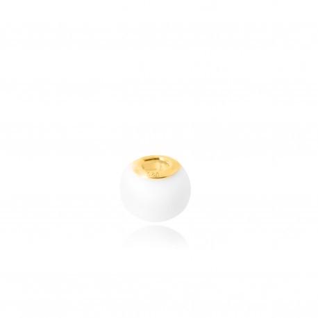 Perle adaptable Pandora contenant votre lait maternel